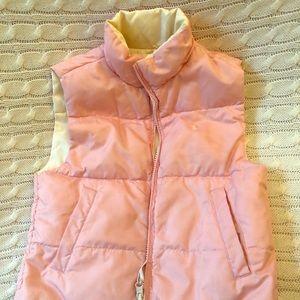 Ralph Lauren reversible puffy vest